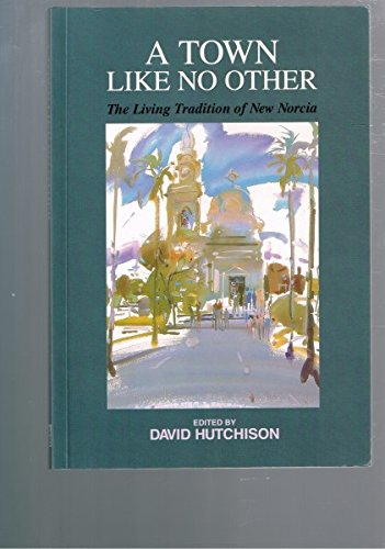 A Town like No Other: The Living: Hutchison, David (ed.)