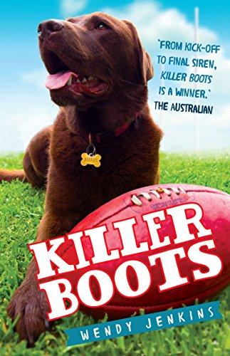 Killer Boots: Jenkins, Wendy
