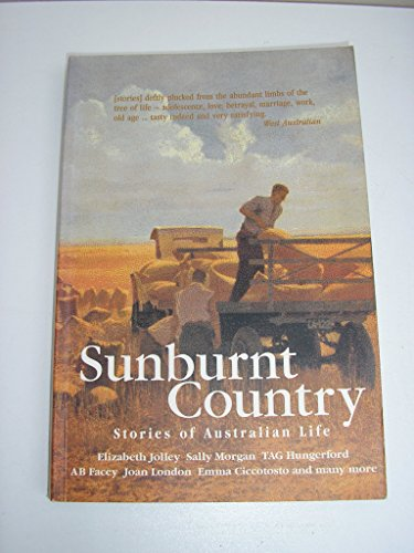 9781863683647: Sunburnt Country: Stories of Australian Life