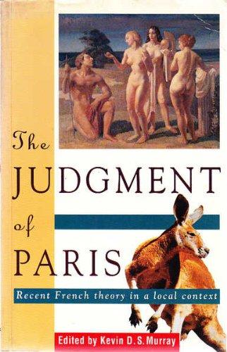 9781863730556: Judgement of Paris (Cultural Studies)