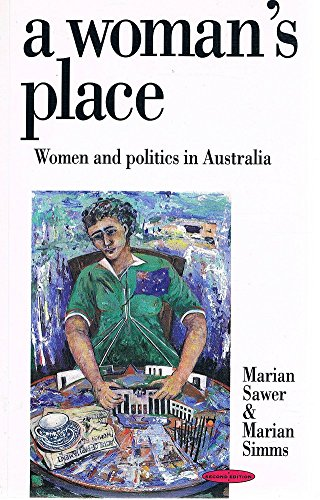 9781863731690: A Woman's Place: Women and Politics in Australia