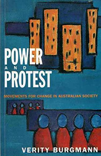 9781863732116: Power and Protest: Movements for Change in Australian Society