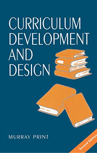 2 curriculum development and design The answers received were polythematic in 875% of cases, dominant themes including 'curriculum as a syllabus', 'curriculum as a meta-syllabus', and 'curriculum as a means to an end.