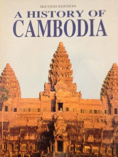 9781863734653: A History of Cambodia: 2nd Edition
