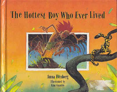 9781863734776: The Hottest Boy Who Ever Lived (Little Ark Paperbacks)