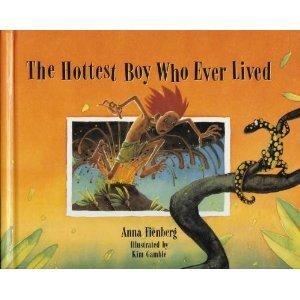9781863734776: Hottest Boy Who Ever Lived (Little Ark Paperbacks)