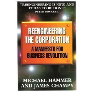 9781863735056: Reengineering the Corporation