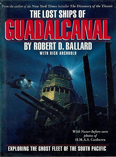 9781863735339: The Lost Ships of Guadalcanal
