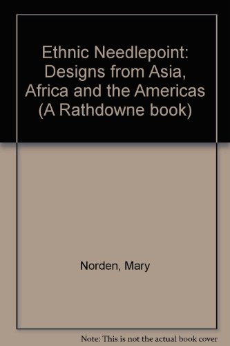 9781863735704: Ethnic Needlepoint: Designs from Asia, Africa and the Americas (A Rathdowne book)