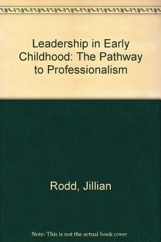 9781863735780: Leadership in Early Childhood: The Pathway to Professionalism
