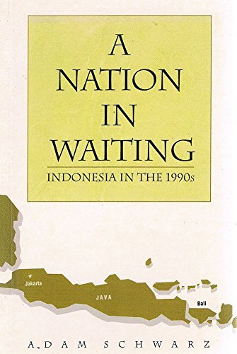 9781863736350: A Nation in Waiting: Indonesia in the 1990s