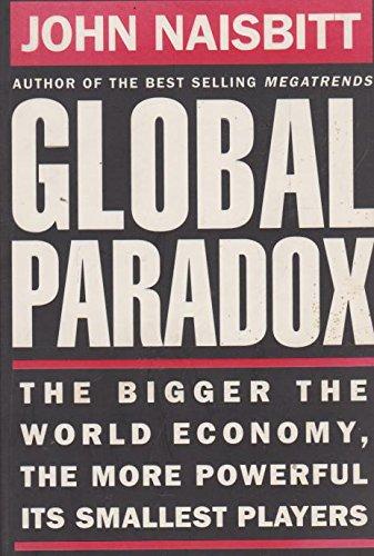 9781863736893: Global Paradox