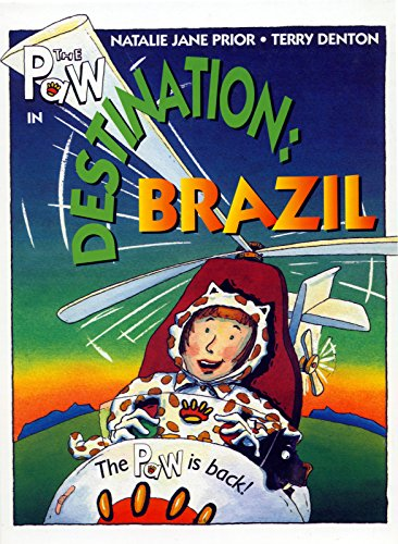 9781863738088: The Paw in Destination: Brazil (A Little Ark