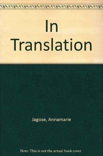 In Translation: Jagose, Annamarie