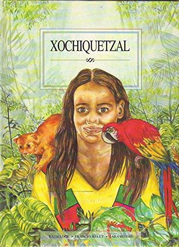 Xochiquetzal (Women of Myths & Legends) (1863742069) by Lock, Kath