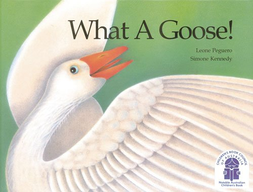 What a Goose! (1863743189) by Leone Peguero