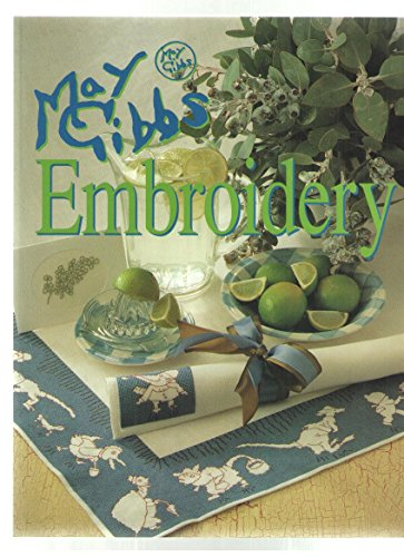 9781863780544: May Gibbs Embroidery and Neddlecraft