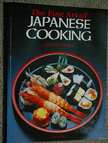 9781863780797: The Fine Art of Japanese Cooking (Bay Books Cookery Collection)