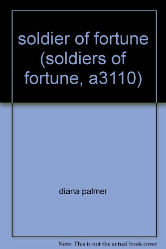 9781863864381: soldier of fortune (soldiers of fortune, a3110)