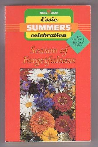 9781863865371: Season of Forgetfulness