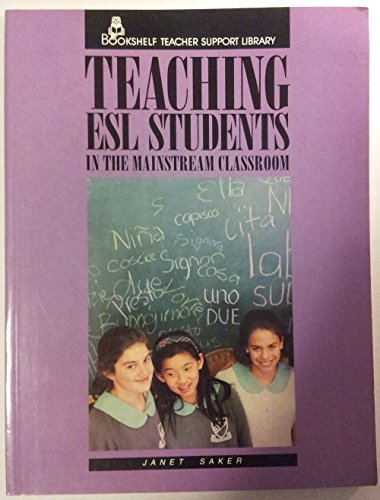 9781863881296: Teaching ESL Students in the Mainstream Classroom