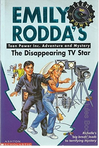 9781863883184: The Disappearing TV Star