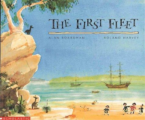 9781863887090: The First Fleet