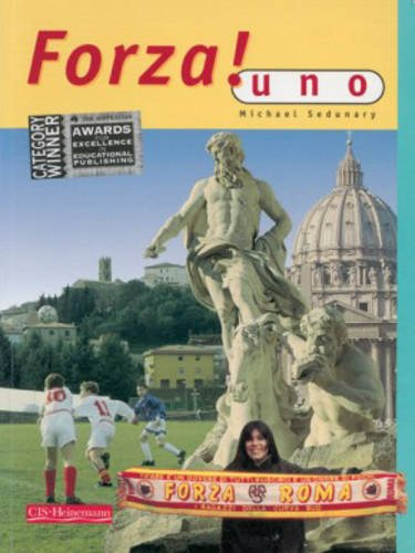 9781863915335: Forza! 1 Student Textbook