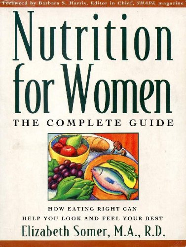 9781863950404: Nutrition for Women: The Complete Guide