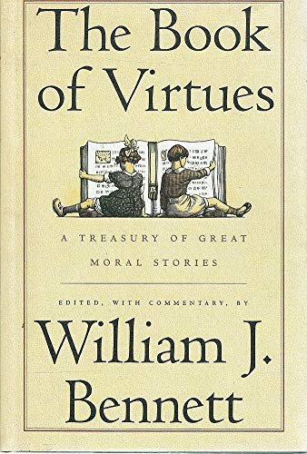9781863950664: The Book of Virtues, a Treasury of Great Moral Stories