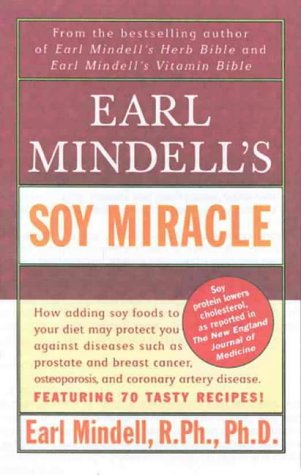 9781863950954: Earl Mindell's Soy Miracle