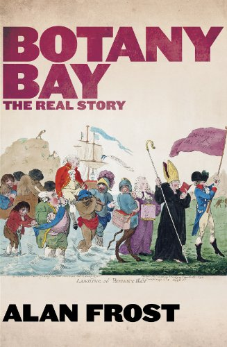 9781863955126: Botany Bay: The Real Story