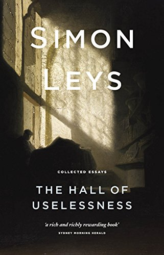 9781863955850: The Hall of Uselessness: Collected Essays