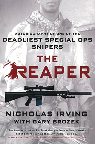 9781863957090: The Reaper: Autobiography of One of the Deadliest Special Ops Snipers