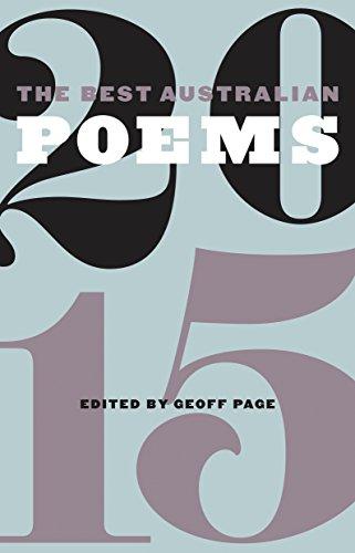 9781863957793: The Best Australian Poems 2015