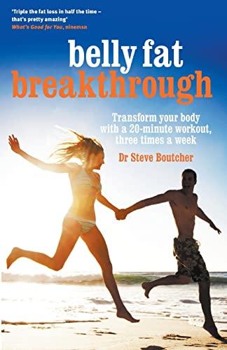 9781863957960: Belly Fat Breakthrough