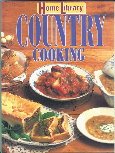 Country Cooking (Home Library) (9781863960076) by Maryanne Blacker