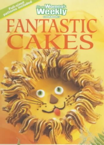 """Fantastic Cakes (""""Australian Women's Weekly"""" Home Library): Coleman, Mary"""