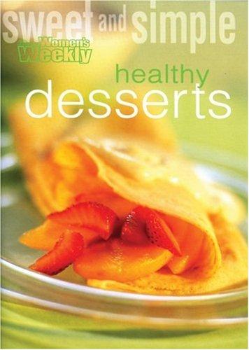 9781863961264: Desserts (Australian Women's Weekly Home Library)