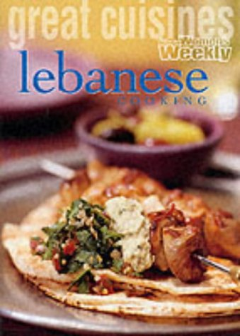 9781863962056: Healthy Cooking: Lebanese (Australian Women's Weekly) (