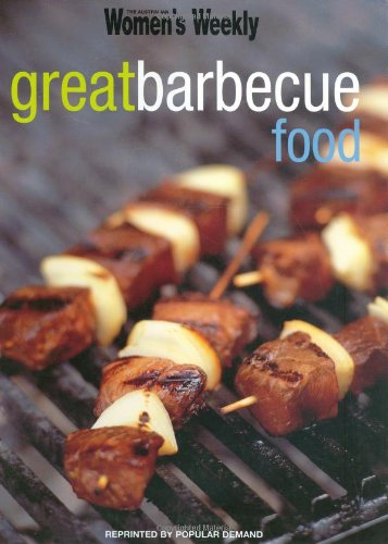 9781863962629: Great BBQ Food (