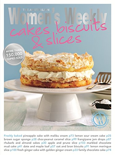9781863964197: Cakes, Biscuits & Slices (The Australian Women's Weekly Essentials)
