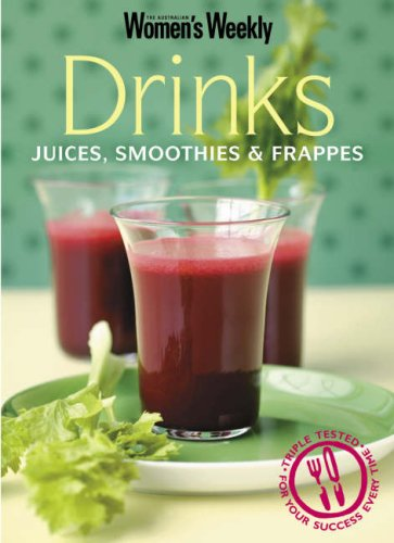"9781863964241: Drinks: Juices, Smoothies & Frappes ( "" Australian Women's Weekly "" Mini)"