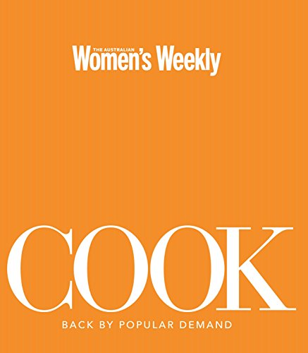 Cook; How to cook absolutely everything (Australian: Susan Tomnay (Editor)