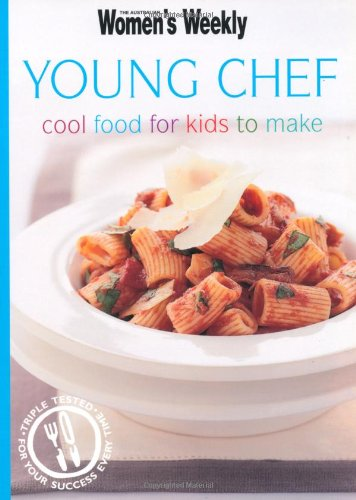 9781863964753: The Young Chef (The Australian Women's Weekly Minis)