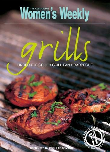 9781863964845: Grills: Under the Grill, Grill Pan, Barbecue (