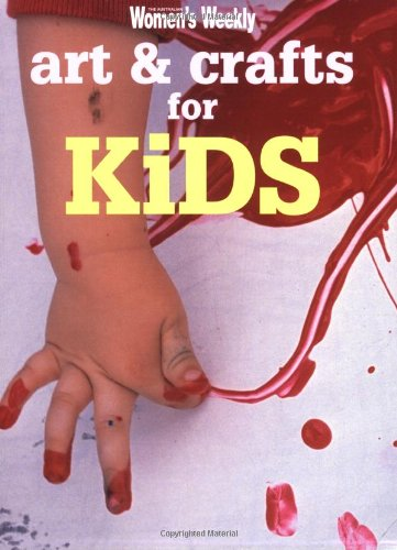 9781863965354: Art & Crafts For Kids (The Australian Women's Weekly Essentials)