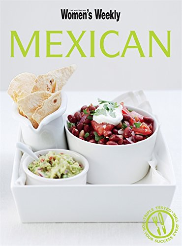 9781863965996: Mexican (The Australian Women's Weekly Essentials)