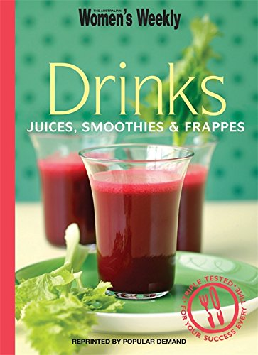 9781863966306: Drinks: Juices, Smoothies and Frappes (