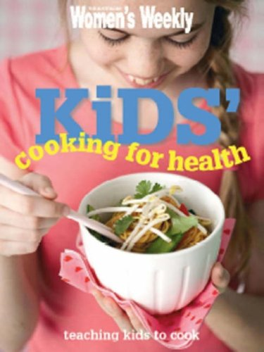 9781863967570: Kids' Cooking for Health